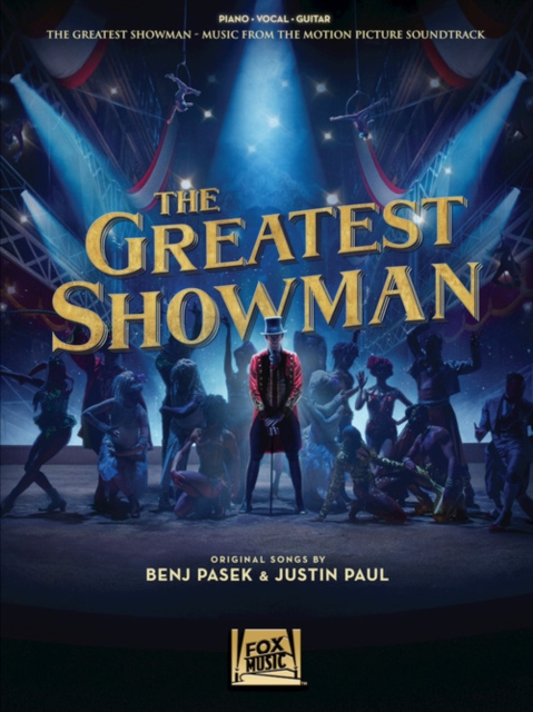 The Greatest Showman: Music from the Motion Picture Soundtrack