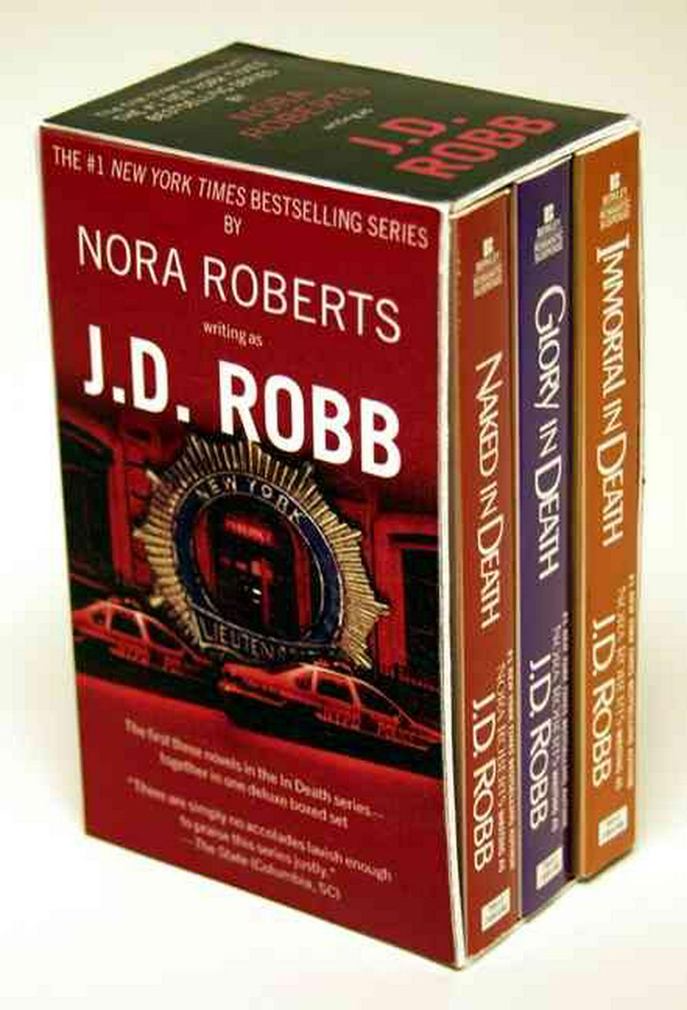 J.D. Robb Box Set