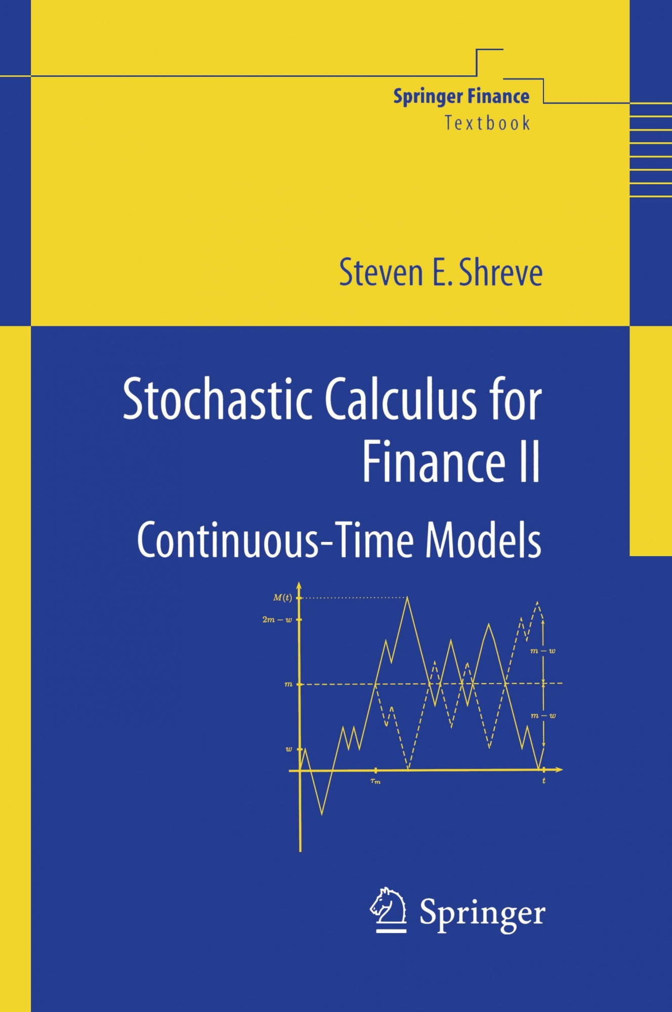 Stochastic Calculus for Finance: v. 2