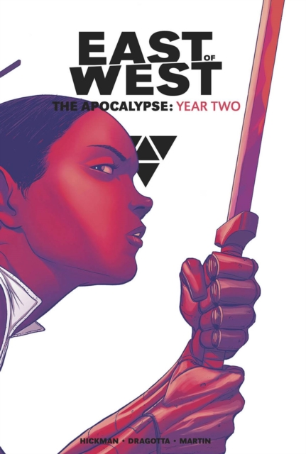 East of West: The Apocalypse Year Two by Jonathan Hickman, ISBN: 9781534300590