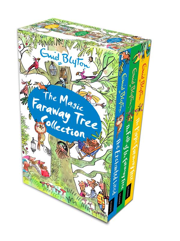 The Magic Faraway Tree Collection by Enid Blyton, ISBN: 9780603570759