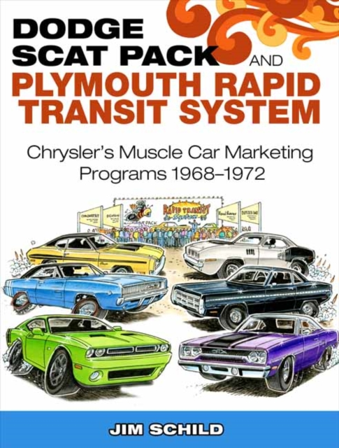 Dodge Scat Pack and Plymouth Rapid Transit SystemChrysler's Muscle Car Marketing Programs 1968-1972