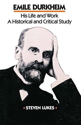 for durkheim essays in historical and cultural sociology Part 2: durkheim and cultural change engages directly with topics central to contemporary neo-durkheimian scholarship like the first, this section combines rich historical contextualization with con- temporary application of particular note are two essays relating durk- heimian sociology to the.