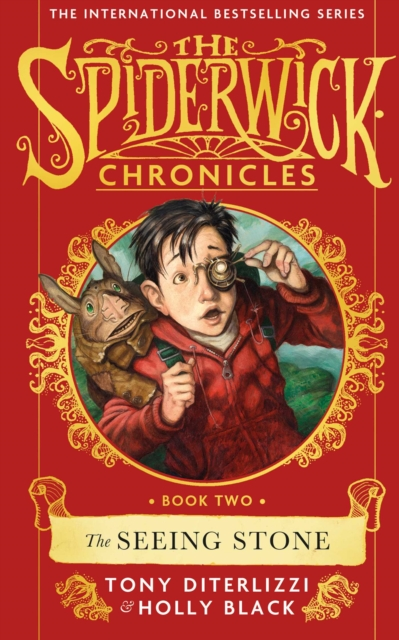 The Seeing StoneSPIDERWICK CHRONICLE by Tony DiTerlizzi,Holly Black, ISBN: 9781471174957