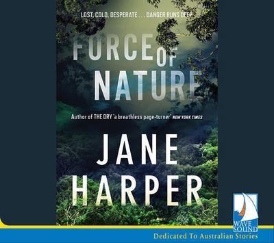 Force of Nature by Jane Harper, ISBN: 9781510082823