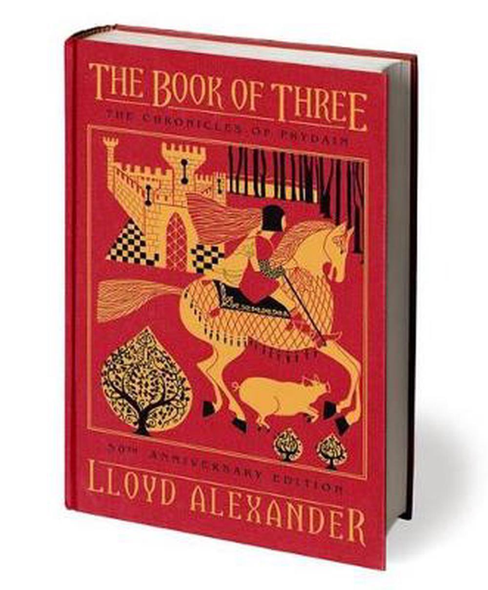 Book Of Three, 50th Anniversary Edition