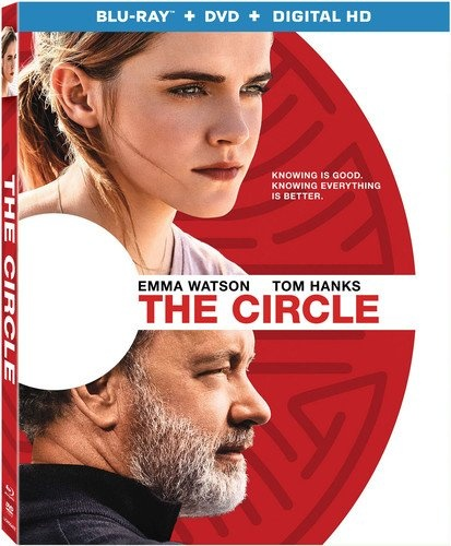 The Circle [Bluray + DVD] [Blu-ray] by James Ponsoldt,, ISBN: 0031398266105