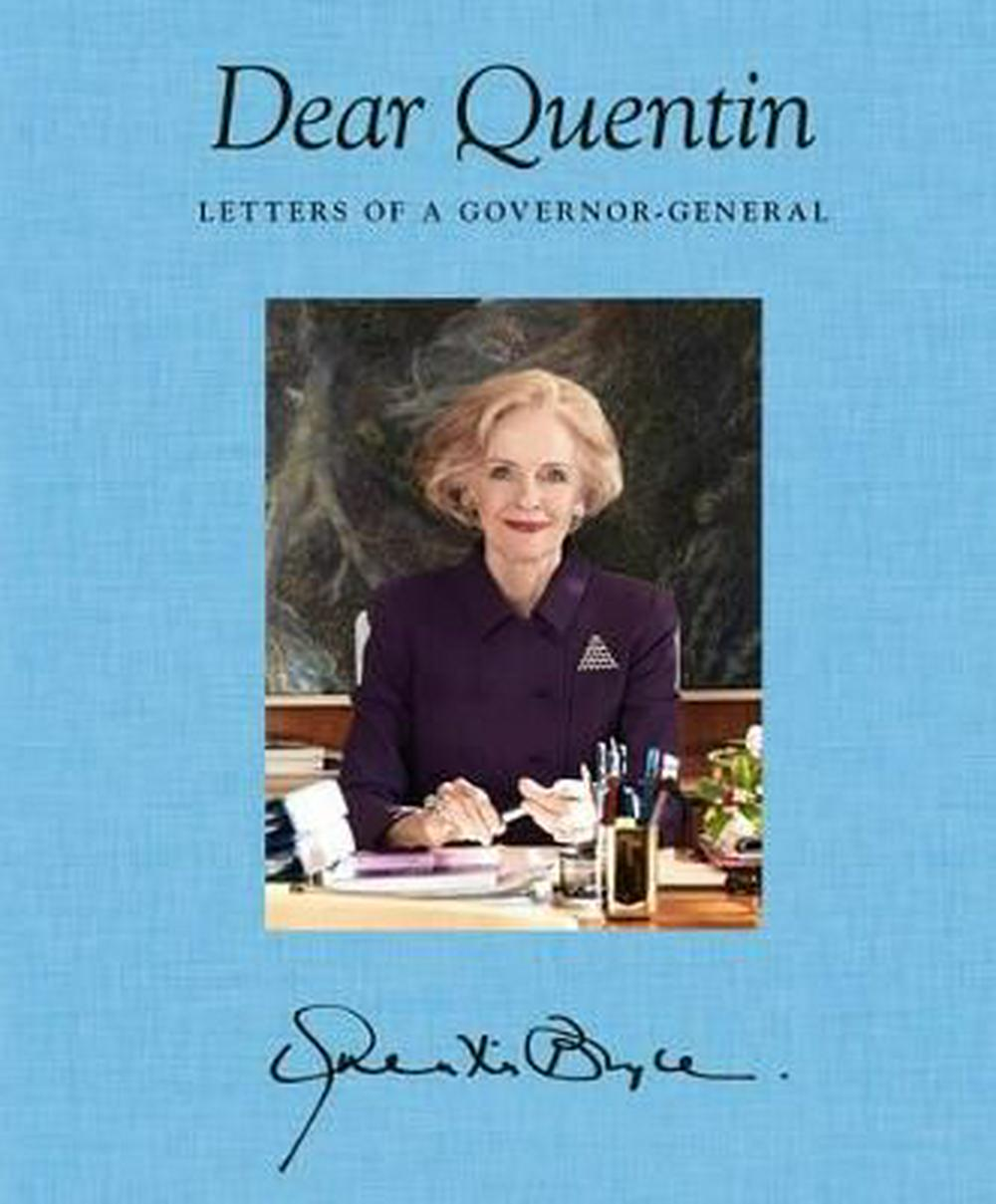 Dear Quentin by Quentin Bryce, ISBN: 9780522871166