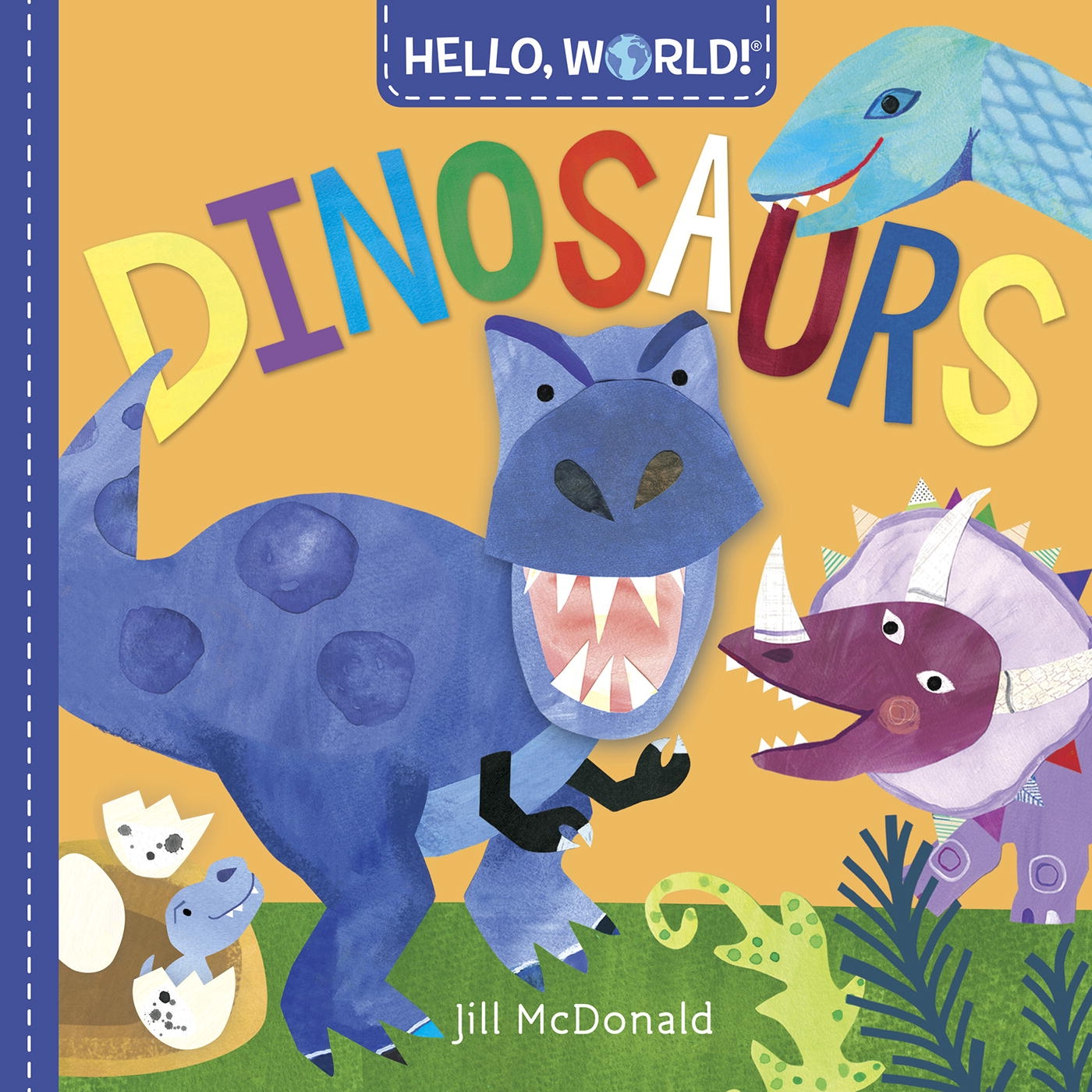 Hello, World! Dinosaurs
