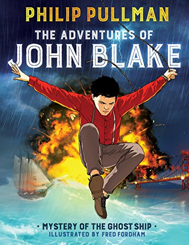 The Adventures of John BlakeMystery of the Ghost Ship