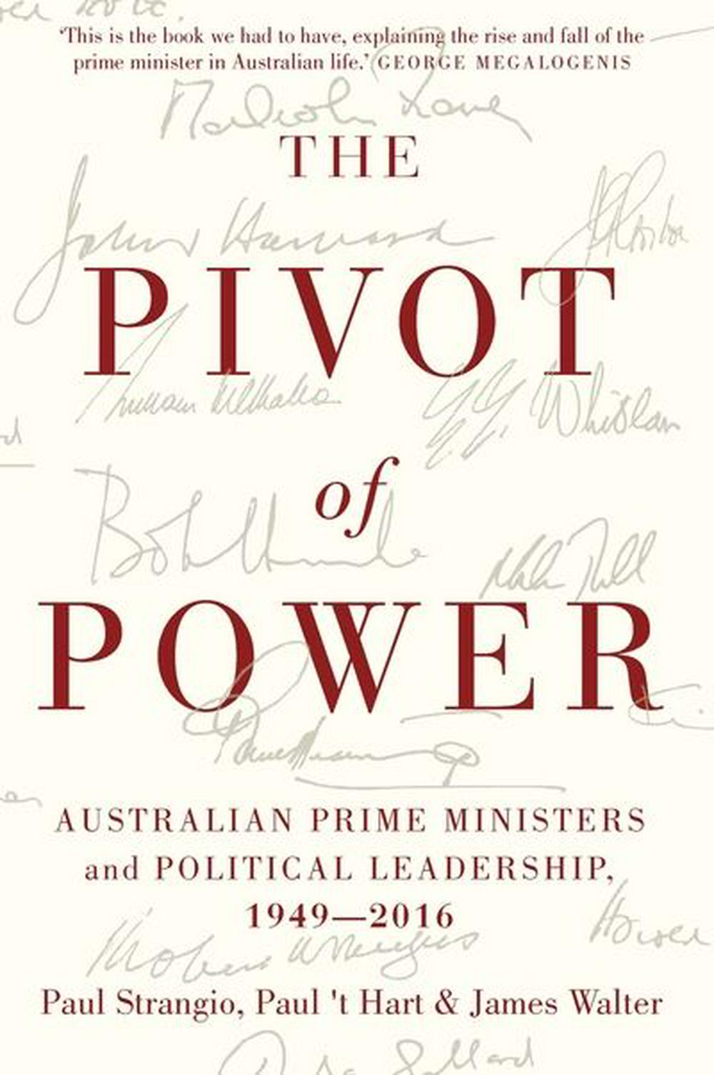 The Pivot of PowerAustralian Prime Ministers and Political Leader...