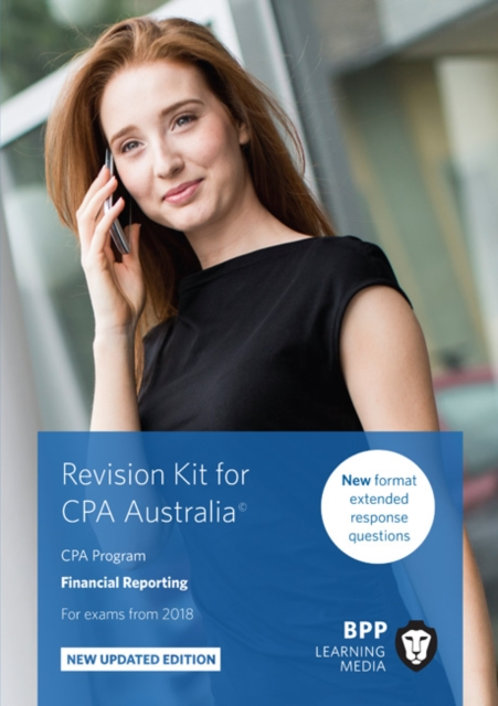 CPA Australia Financial ReportingRevision Kit