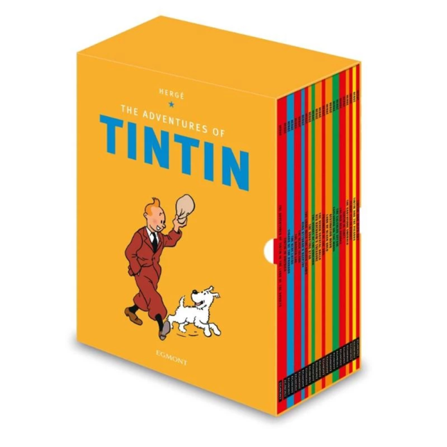 The Adventures of Tintin Boxset by Herge, ISBN: 9781405294577