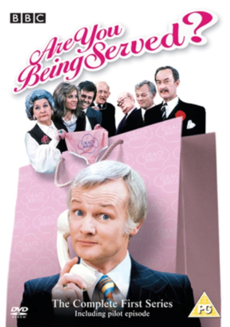 Are You Being Served?: Series 1 and Pilot [Region 2]