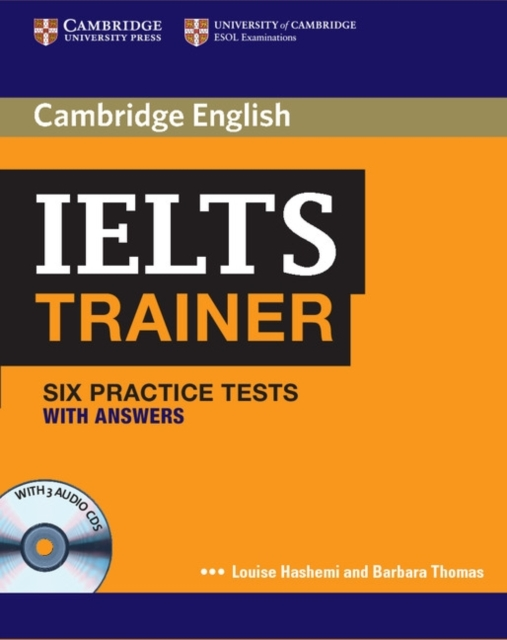 IELTS Trainer Six Practice Tests with Answers and Audio CDs (3) by Louise Hashemi, ISBN: 9780521128209