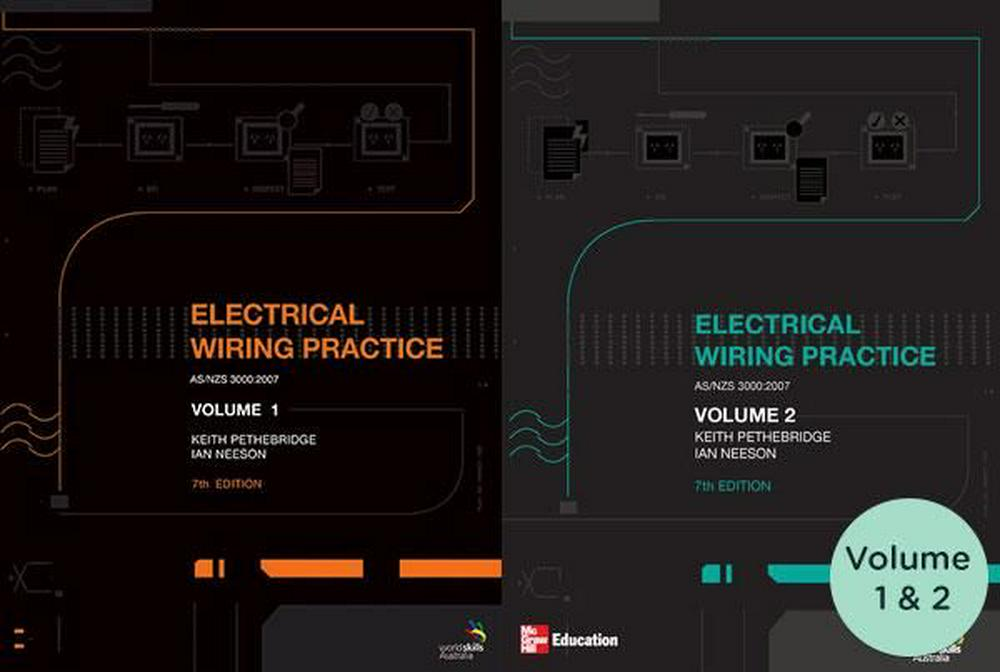 booko comparing prices for electrical wiring vols 1 and 2 rh booko com au Copper Wire Electrical Outlet Wiring Diagram