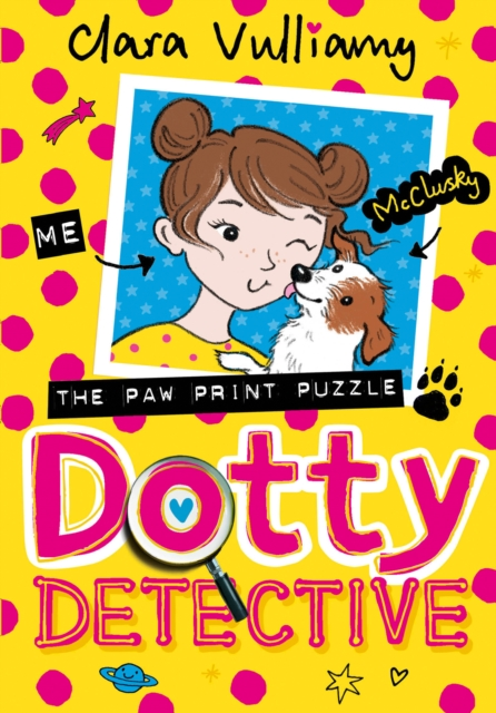 Dotty Detective and the Great Pawprint PuzzleDotty Detective