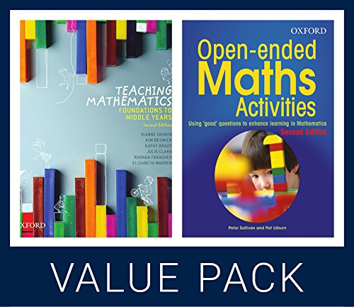 Teaching Mathematics 2e and Open Ended Maths Activities 2e Valuepack