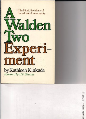 an analysis of skinners technique as a propagandist in his novel walden two