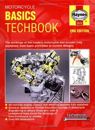 Motorcycle Basics Techbook by Matthew Coombs, ISBN: 9781859605158