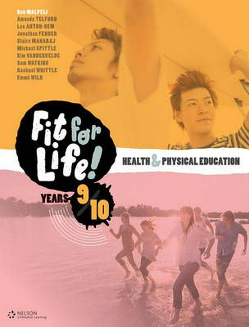 Nelson Fit for Life! Student Book Years 9 and 10