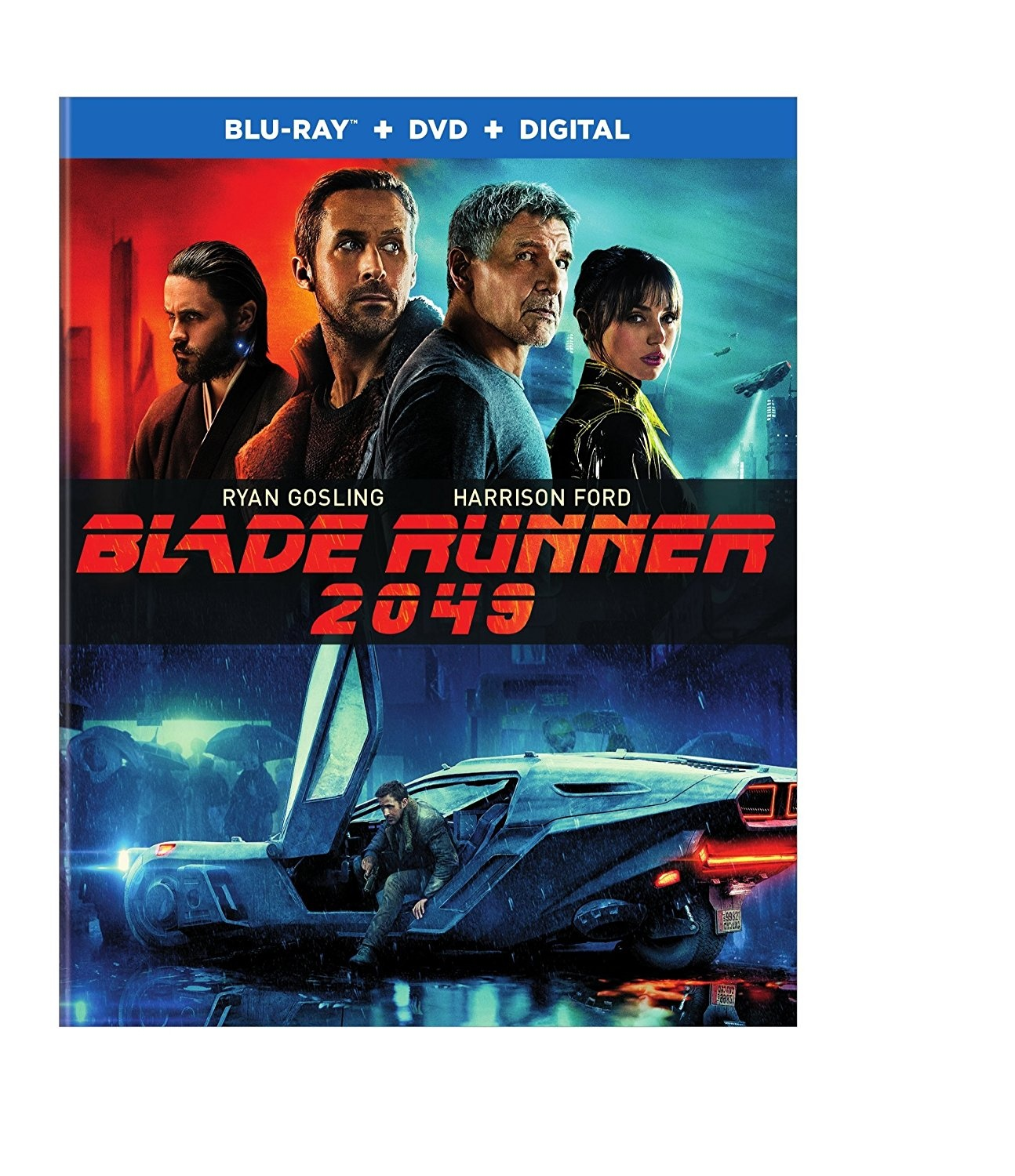 Blade Runner 2049 (Blu-ray + DVD + Digital Combo Pack) by Unknown, ISBN: 0883929571888