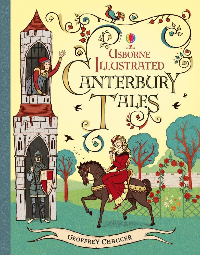 Illustrated Canterbury TalesIllustrated Stories