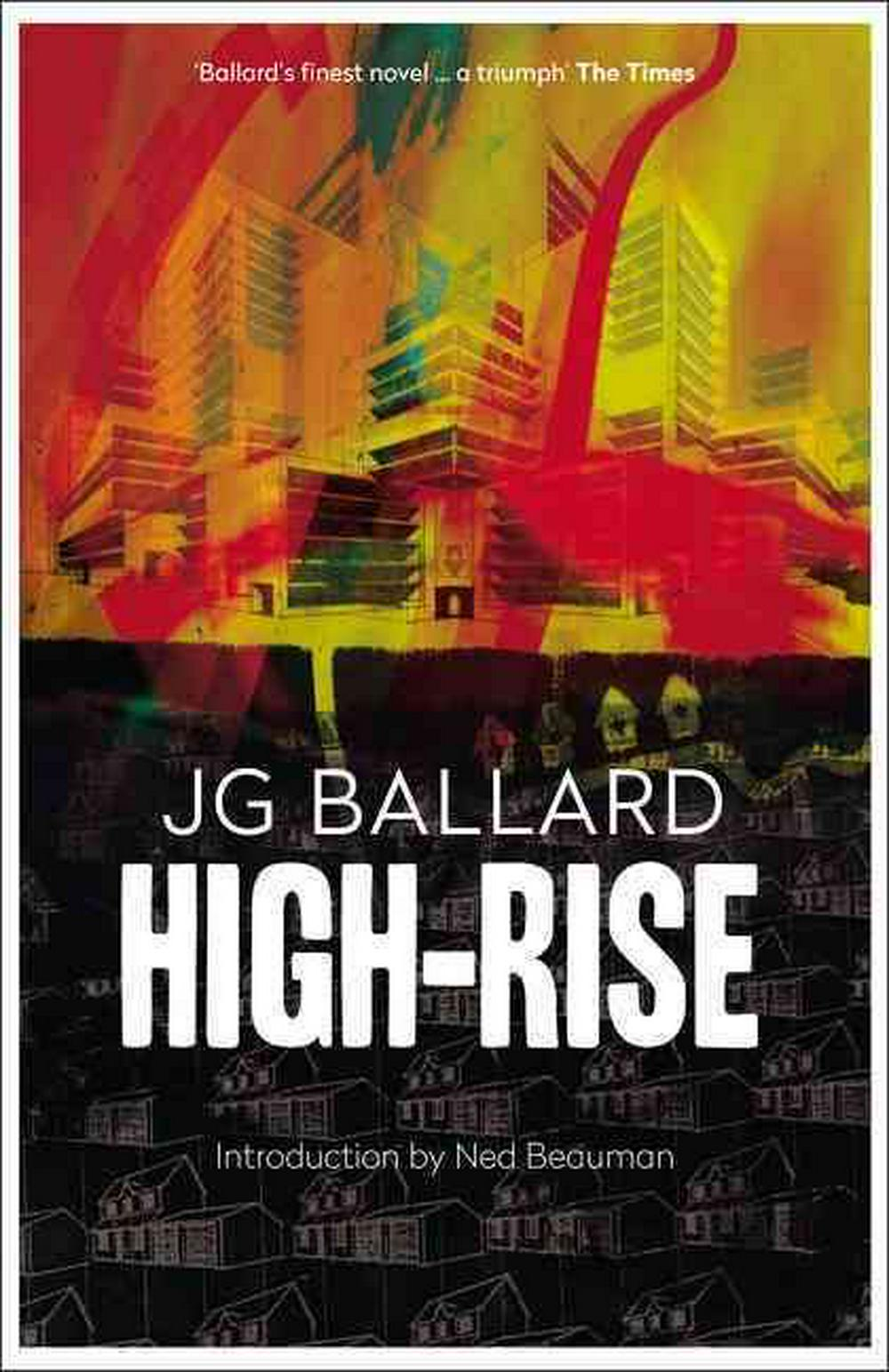 High-rise by J. G. Ballard, ISBN: 9780586044568