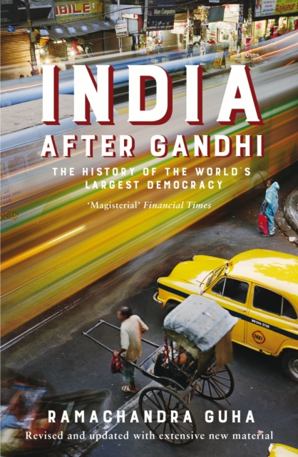 India After GandhiThe History of the World's Largest Democracy