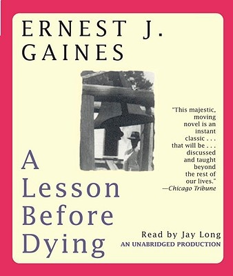 a literary analysis of a lesson before dying by ernest gaines By ernest j gaines 256 pages vintage a lesson before dying tells the story of these two men who, through no choice of their own, come together and form a bond in the realization that sometimes simply choosing to resist the expected is an act of heroism.