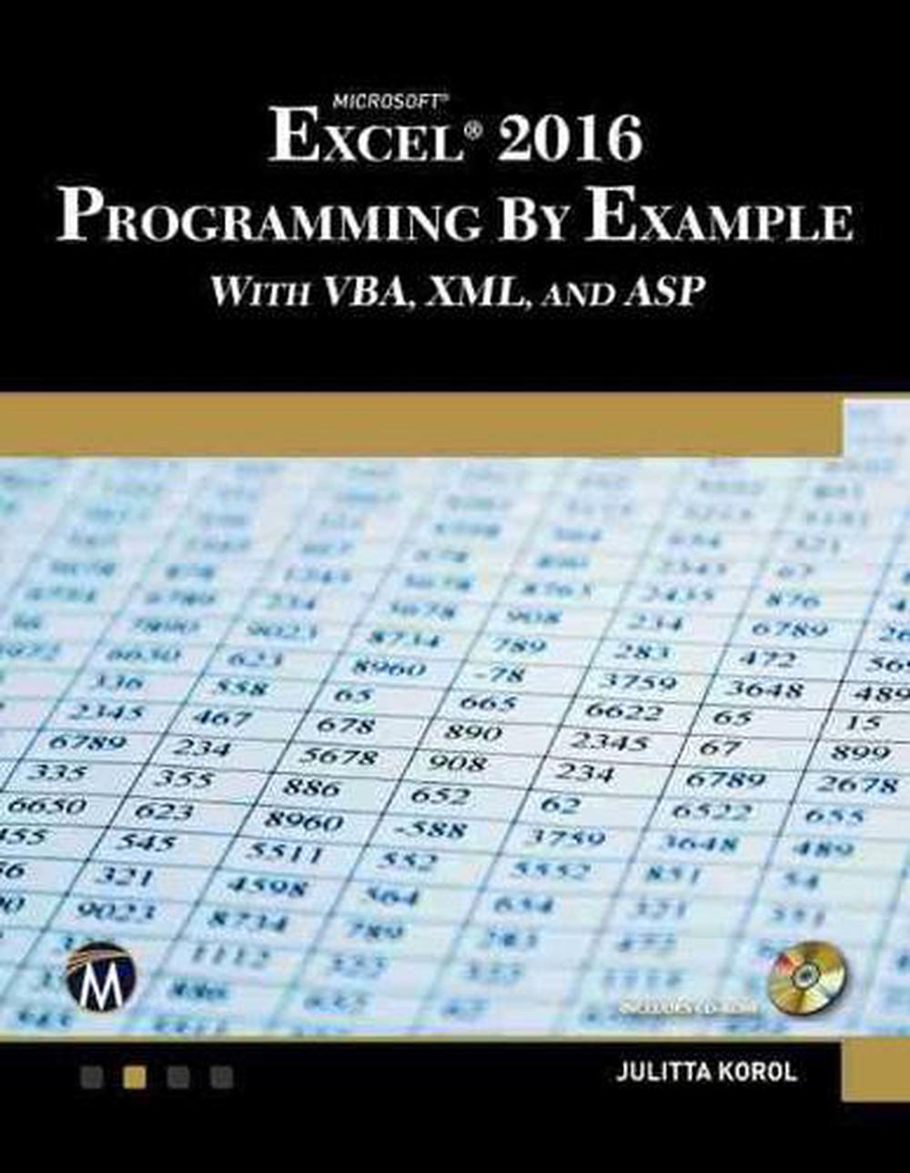 booko comparing prices for microsoft excel 2016 programming by