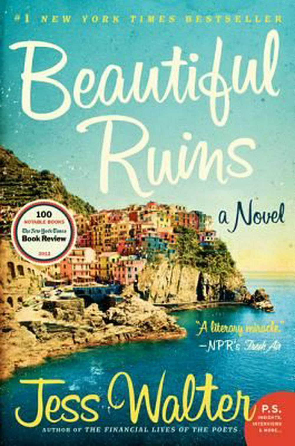 Cover Art for Beautiful Ruins, ISBN: 9780061928178