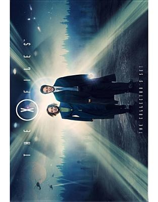 Cover Art for X-Files: The Collector's Set [Blu-ray], ISBN: 0024543243236