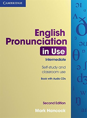 English Pronunciation in Use Intermediate with Answers and Audio CDs (4)