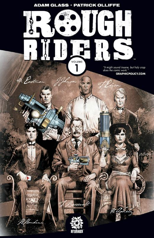ROUGH RIDERS 01