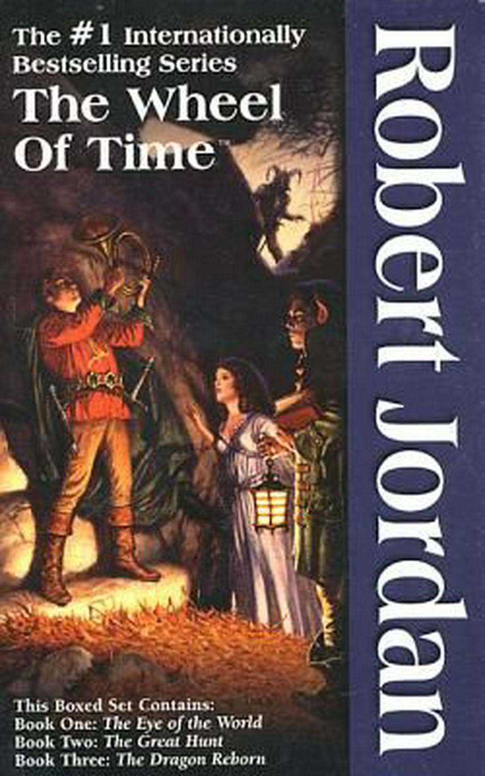 an analysis of the eye of the world by robert jordan and the wheel of time