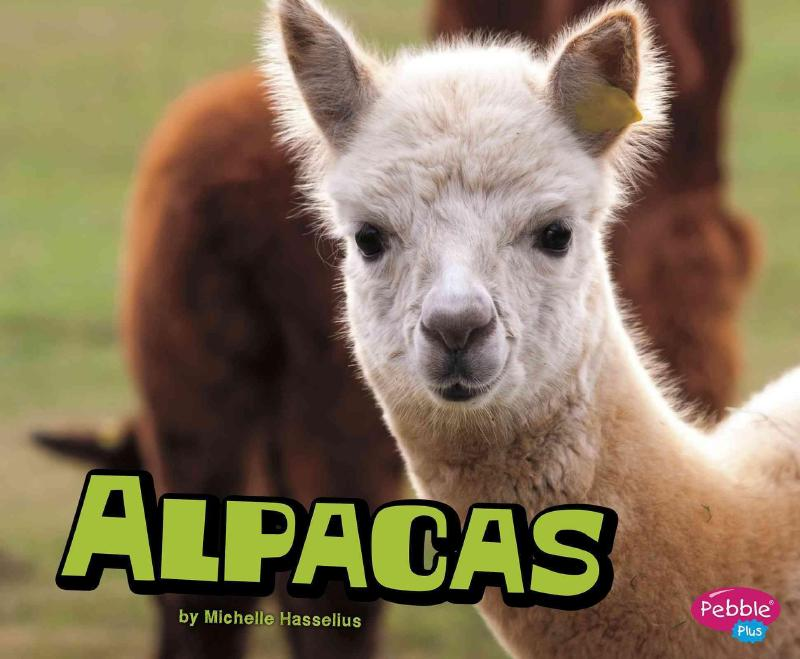 AlpacasFarm Animals by Michelle M Hasselius, ISBN: 9781515709244