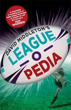 David Middleton's League-o-pedia