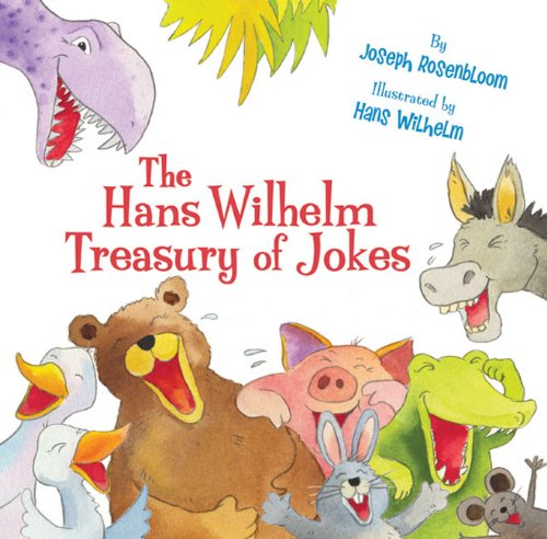 The Hans Wilhelm Treasury of Jokes