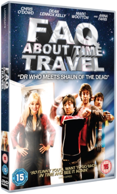 Frequently Asked Questions About Time Travel ( FAQ About Time Travel ) [ NON-USA FORMAT, PAL, Reg.2 Import - United Kingdom ]