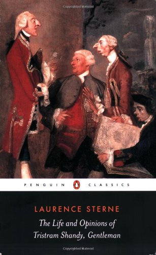tristram shandy contemporary critical essays Essays patrizia nerozzi from in tristram shandy 'mechaniks' looks as if woven into the linguistic and the convergence of contemporary critical theory and.