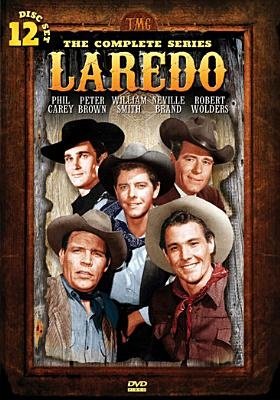 Laredo - The Complete Series 1965-1967 - 12 DVD Set!