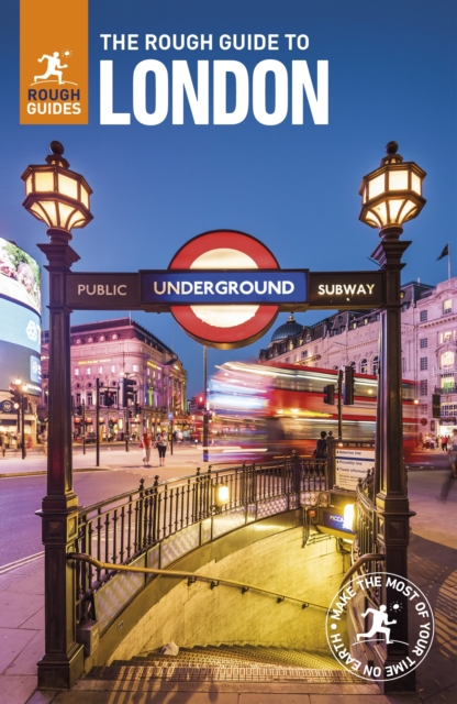 The Rough Guide to London by Rough Guides, ISBN: 9780241306321