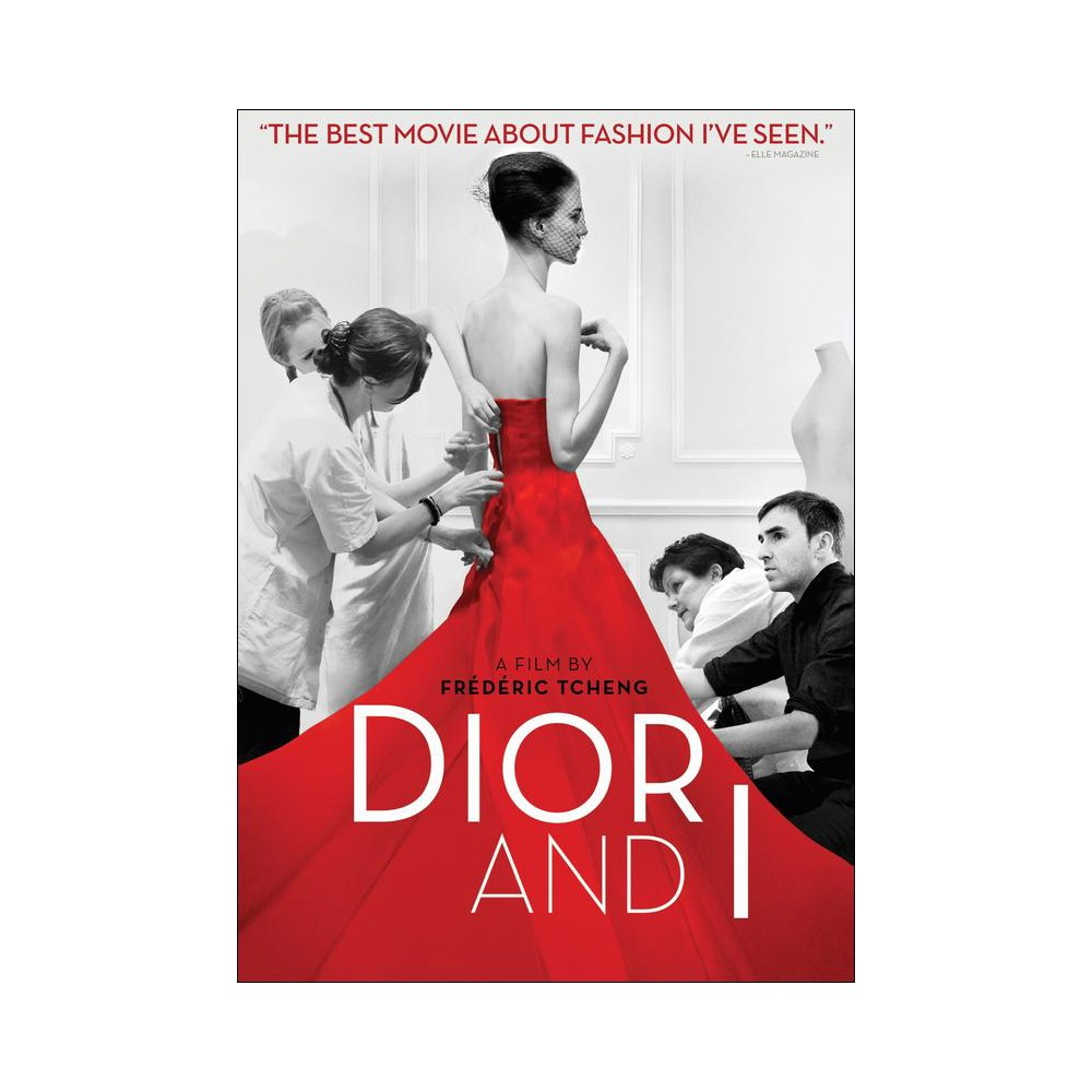 Dior & I by Frederic Tcheng,, ISBN: 0032429229991