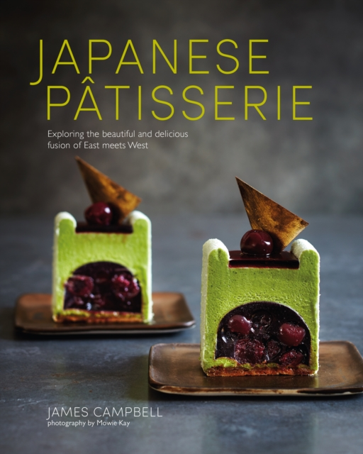 Japanese PatisserieExploring the Beautiful and Delicious Fusion of...