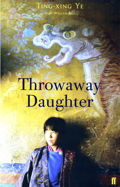 Cover Art for Throwaway Daughter, ISBN: 9780571221547
