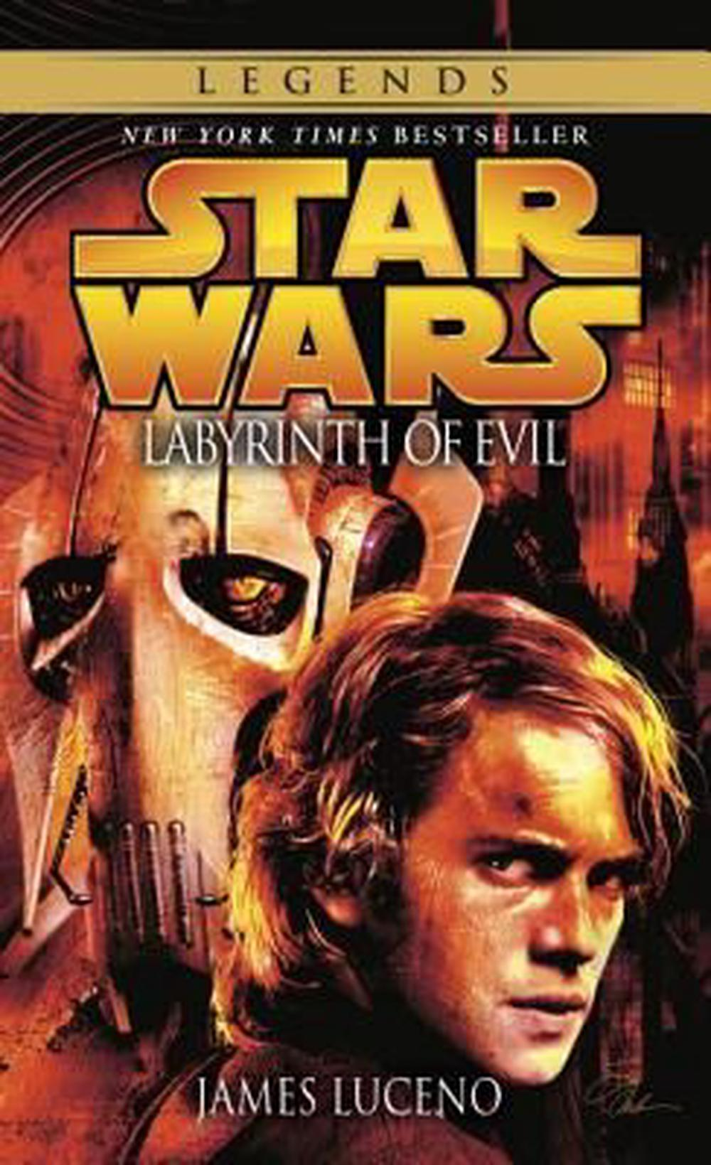 Star Wars Labyrinth of Evil by James Luceno, ISBN: 9780345475732