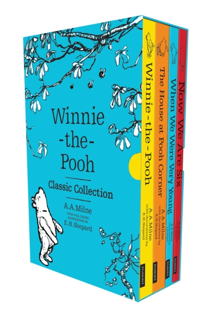 Winnie-the-Pooh Classic Collection by A A Milne, ISBN: 9781405284332