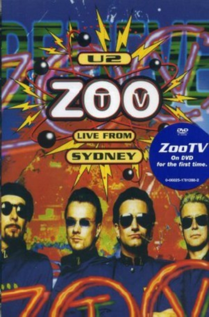 U2 - Zoo Tv - Live From Sydney