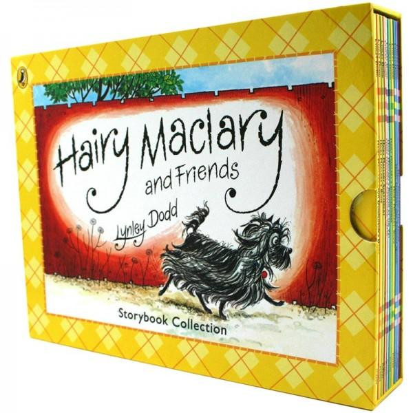 Hairy Maclary and Friends Storybook Collection10 Books Slipcase Collections